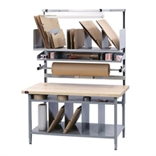 Workbenches · Cabinets