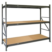 heavy duty storage shelves. Bulk Storage Racks With MDF Decks Heavy Duty Shelves