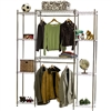 Close Shelving System w/ 10 wire shelves