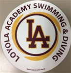 Swimming & Diving Magnet