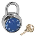 Combination Lock for P.E. Locker