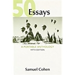 50 Essays:  A Portable Anthology  5th Ed.