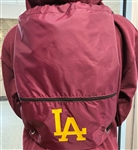Drawstring Convertible Backpack