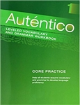 Autentico Level 1 Vocabulary & Grammar Workbook