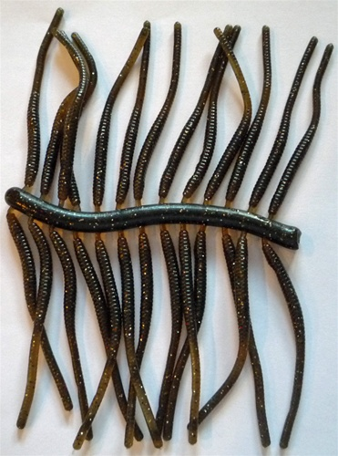 Trout Worm - 26 cavity