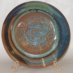ALL FIRED UP! POTTERY-  MEDIUM BOWL