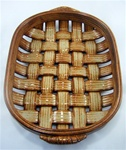 River Hill Pottery - Tray Basket