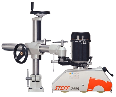 Steff 2038 Power Feeder with Stand