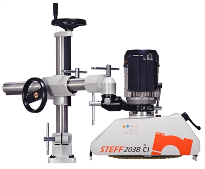 NEW Steff Model 2038CI Belt Feeder