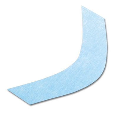 Blue Liner Lace Tape - Contour Strips