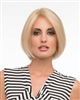 100% Human Hair Lace Front Chin Length Wig - Amelia