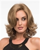 Shoulder Length Curly Lace Front Wig - Jade by Envy