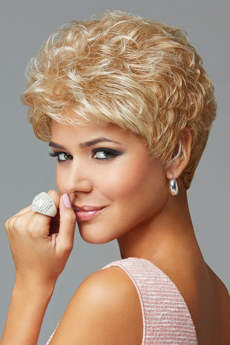 e1d64fc6ea1c8 Large Cap, Short Layered Pixie Cut Wig - Acclaim by Gabor