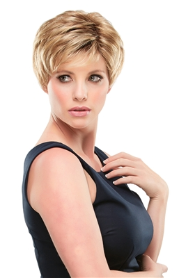 Sophisticated Pixie Cut Synthetic Wig - Kris by Jon Renau