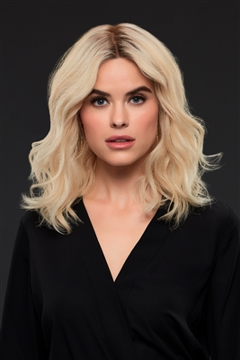 Mid Length Jon Renau Remy Human Hair Wig - Margot