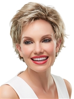 Short Layered Jon Renau Robin Petite Synthetic Wig