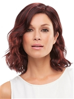 Shoulder Length Wavy Jon Renau Synthetic Wig - Scarlett