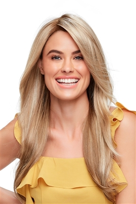 Long Layered Mono Top Synthetic Wig - Zara by Jon Renau