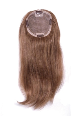Human Hair Hairpiece (Dark Color Options) - Look Of Love