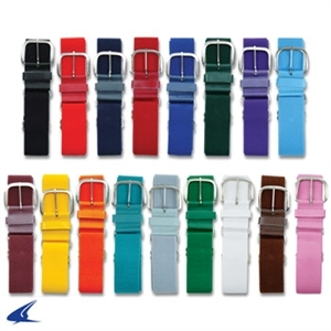 Champro Leather Tab Youth Baseball / Softball Belt