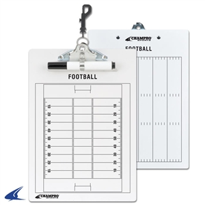 Champro 9 x 12 inch Football Coach's Board