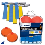 Champro Football Flag and Cone Set