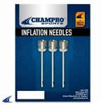 Champro Replacement Air Pump Needles - 3 Pack