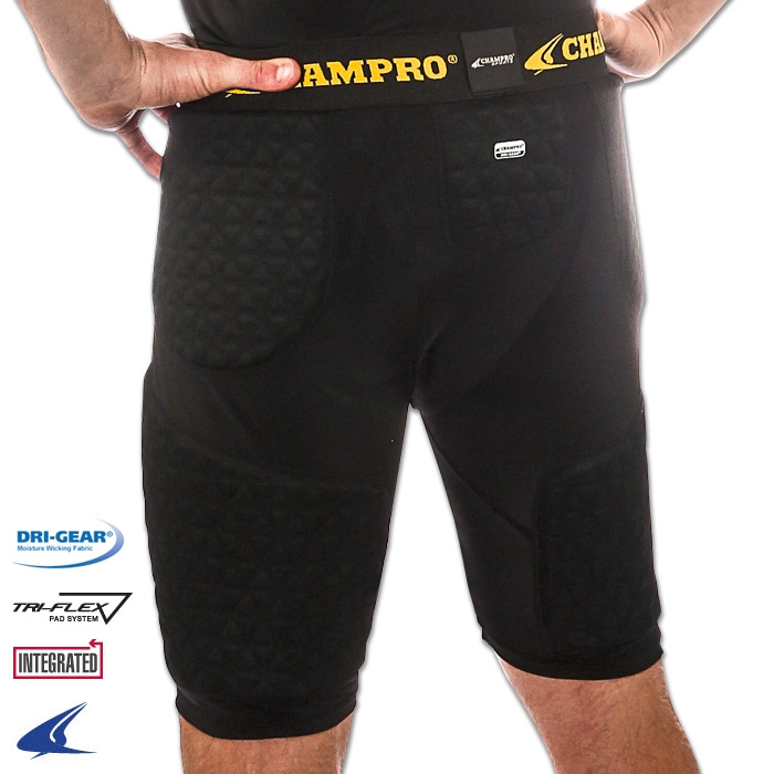 639770607f68 Champro Tri-Flex Padded Basketball Short