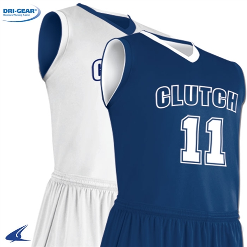 bd5c0fe3b0f Champro Clutch Reversible Basketball Jersey · Larger Photo ...