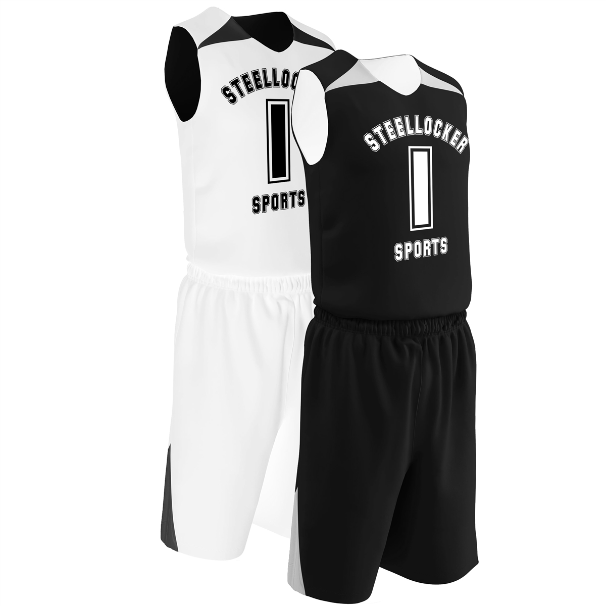ab470cbdd Champro Dry-Gear Pro-Plus Reversible Basketball Uniform · Larger Photo ...