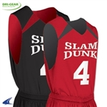 Champro Women's Dri Gear Pro Plus Reversible Basketball Jersey
