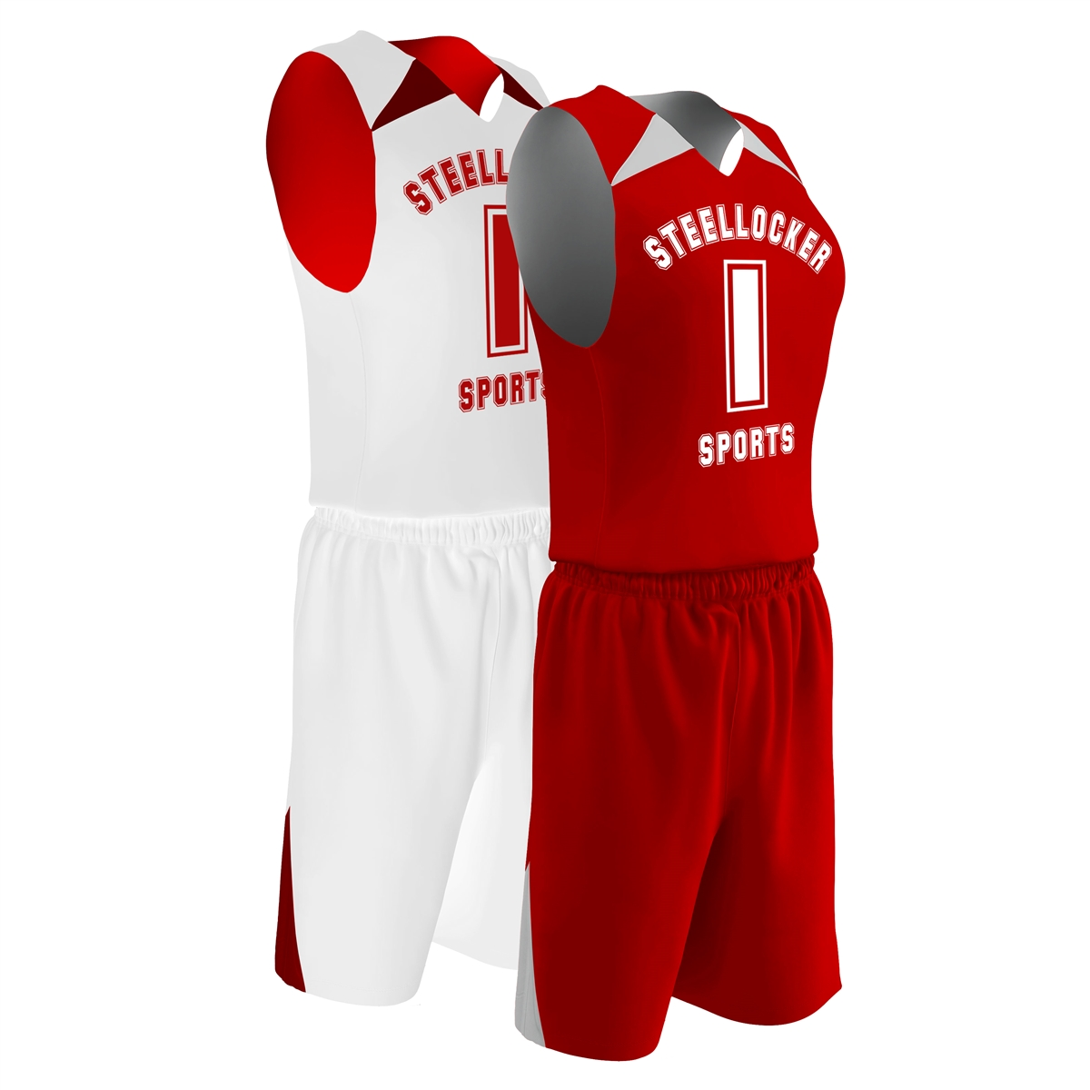 8321fab59 Champro Dry-Gear Pro-Plus Reversible Basketball Uniform