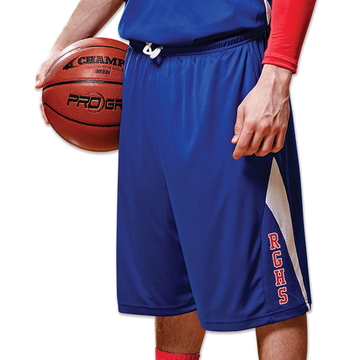 04956cace409 Champro Pivot Reversible Basketball Shorts