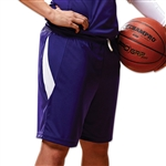 Champro Post Up Reversible Basketball Shorts - Women's