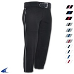 Champro Girls  Performance Softball Pants with Piping
