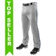 Champro Triple Crown Open Bottom Pants with Piping