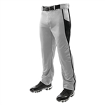 Champro Triple Crown Open Bottom Baseball Pants with Geometric Insert