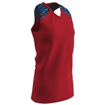Champro At Bat Digi-Camo Racerback Women's Fastpitch Jersey