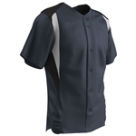 Champro Bull Pen Full Button Jersey - Youth