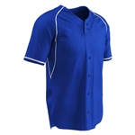 Champro Cycle 2 Button Faux Baseball Jersey