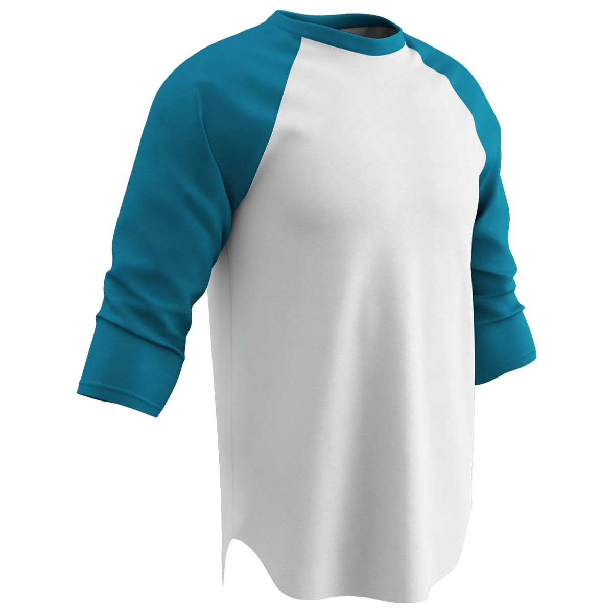 e90f67a1783 Champro Cotton 3/4 Sleeve Youth Baseball Jersey   BS8Y ...