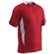Champro Mid Weight 2 Button Baseball Jersey