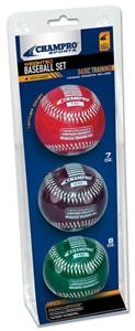 Champro Basic Weighted Training Baseball Set