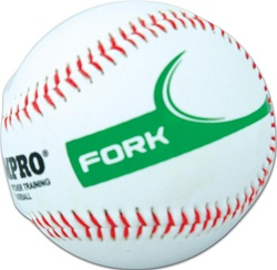 Champro Pitcher 'Fork' Training Baseball