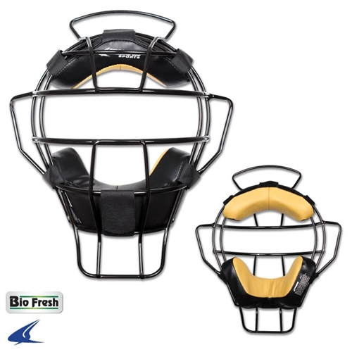 Champro Pro-Plus BioFresh Aluminum Umpire Mask