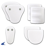 Champro Pee Wee 7-Piece Pad Set with Snaps