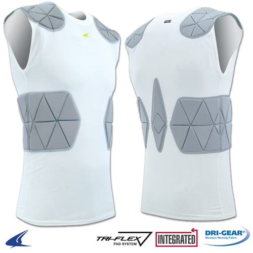 Tri-Flex Compression Shirt with Cushion System