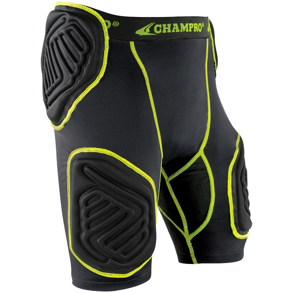4efd5446940 Champro Bull Rush 5-Pad Football Girdle