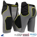 Champro Youth Tri-Flex Football Girdle with Built-in Pads