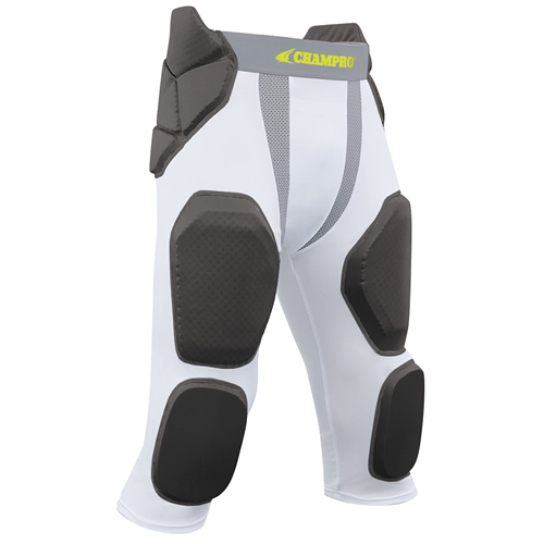 Champro Man-up 7 Pad Football Girdle